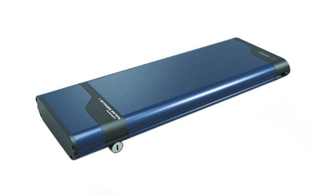 Li Ion Rear Rack E Bike Battery Pack Rr21 36v8 8ah 48v6